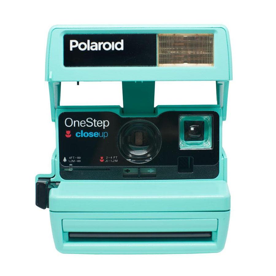 034171575a Cámaras reacondicionadas por Polaroid Originals con garantía.